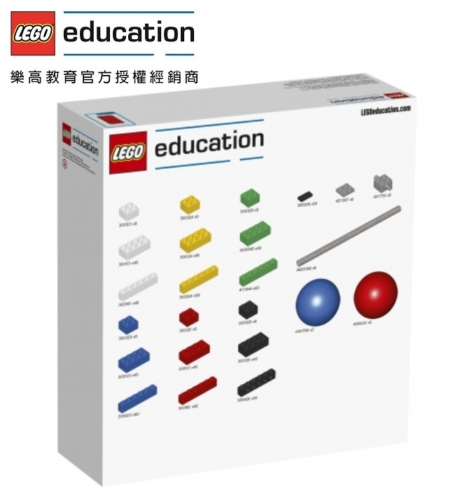 LEGO Education 45811 WRO比賽道具組
