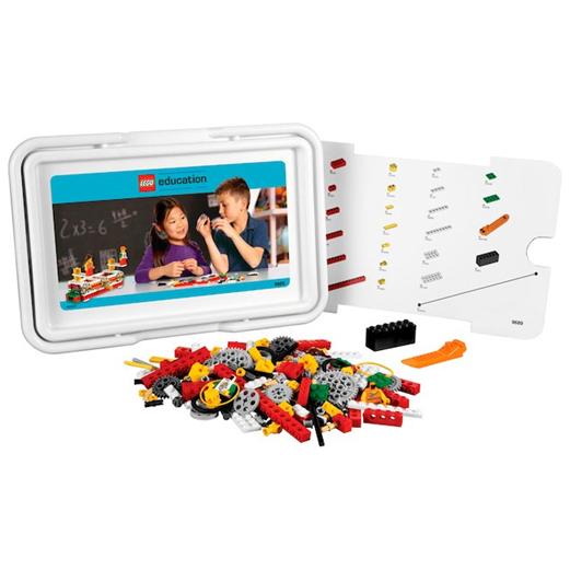 LEGO 9689 簡易機械組