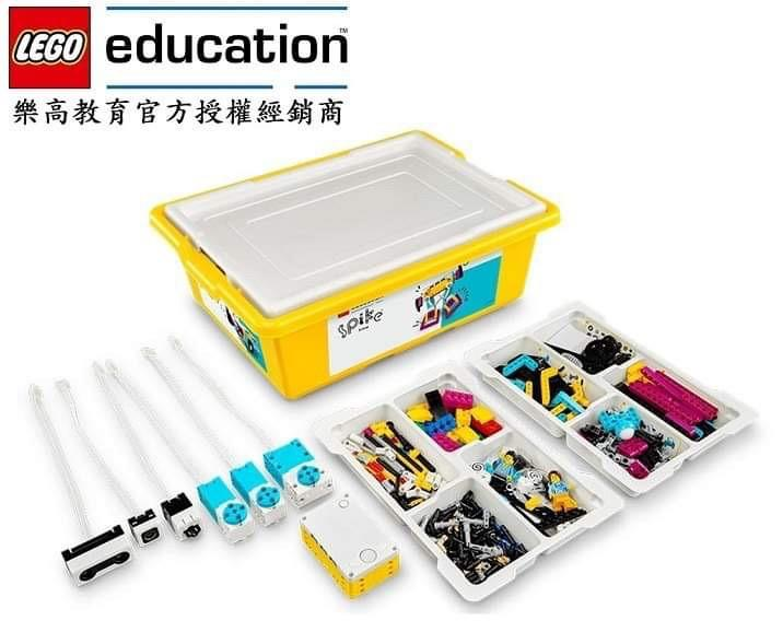 LEGO 45678 Education SPIKE™ Prime 史派克機器人基本組