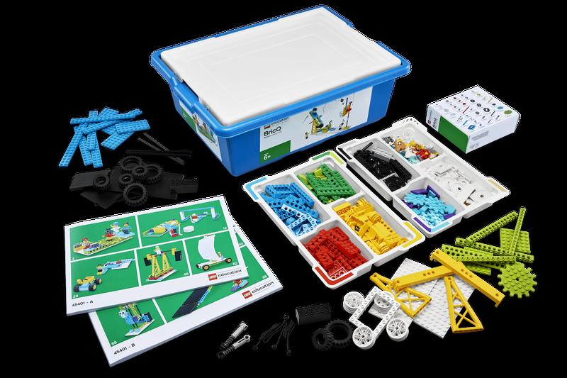 LEGO 45401 BricQ Motion 趣味運動基礎組